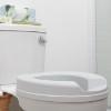 Soft Padded Raised Toilet Seat