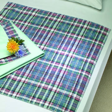 WEAREVER Plaid Absorbant Pad
