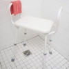 SHOWER CHAIR WITH HANDLES
