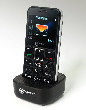 Big Button Cell Phone for Seniors