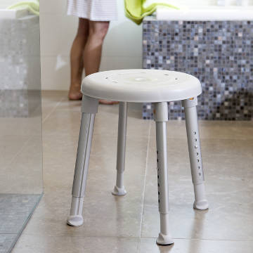 Etac Easy Round Shower Chair