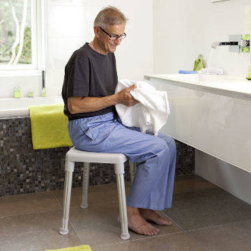 Etac Smart Rectangular Shower Chair