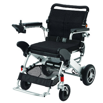 Electric Wheelchair, Lightweight foldable