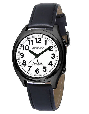 Men's Talking Watch for the Blind and Visually Impaired