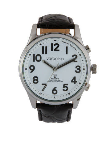 Verbalise Rechargeable Talking Watch for Men