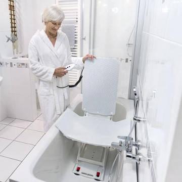 Reclining Bath Lift, Aquatec Orca