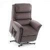 Portland Electric Lifting Recliner Chair, Dual Motor