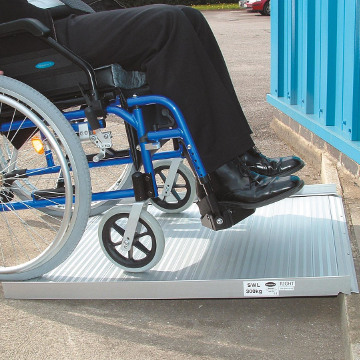 Wheelchair Ramp, Roll-up