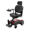 Solax Electric Wheelchair with Lift Up Seat