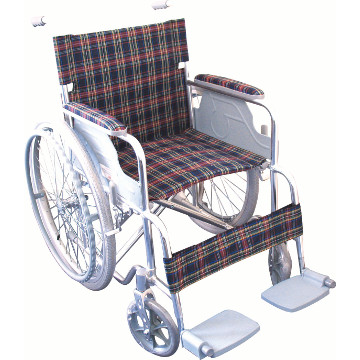 Lightweight Wheelchair, Aluminium Foldable