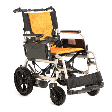 Explorer 2 Power Wheelchair
