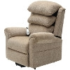 Dual Motor Electric Recliner Chair | Walmesley OAT Colour