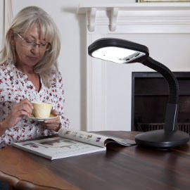 Lifemax Reading Desk Lamp