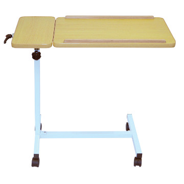 Deluxe Multi Purpose Overbed Table with Castors